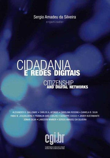 Sergio Amadeu da Silveira - Cidadania e Redes Digitais