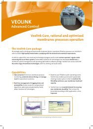 Veolink Care Brochure - Veolia Water Solutions & Technologies