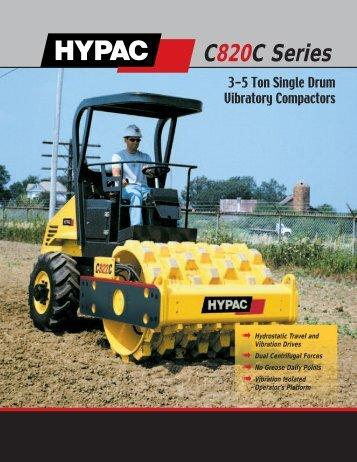 C820C Series - West Side Tractor Sales