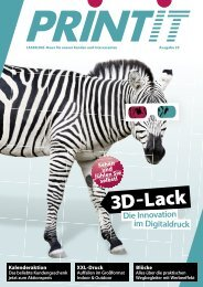 Die Innovation im Digitaldruck
