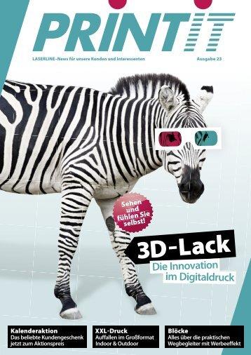 Die Innovation im Digitaldruck