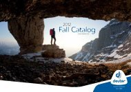 2012 Fall Catalog (4.5 mb) - Deuter Sport GmbH & Co. KG
