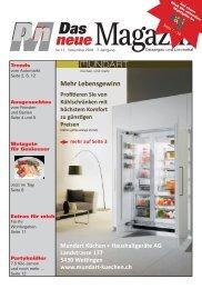 Mehr Lebensgewinn - DnM Das neue Magazin