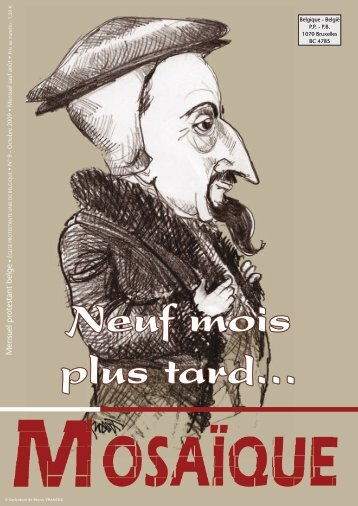 Mensuel protestant belge