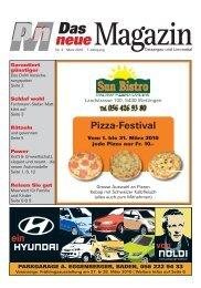 Pizza-Festival - DnM Das neue Magazin