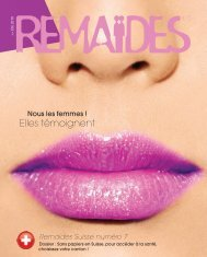 Remaides N°7 - Groupe sida Genève