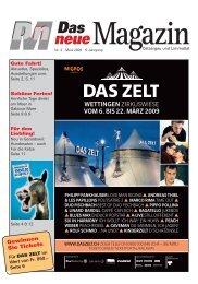 Selbstbedienung & Fullservice - DnM Das neue Magazin
