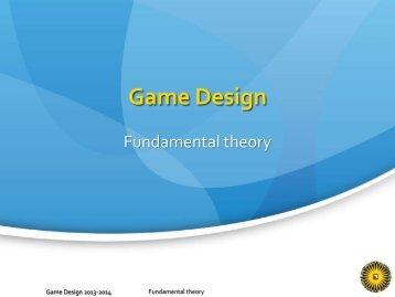 03 Fundamental theory
