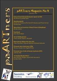 pARTners Magazin No 4 - EPEA