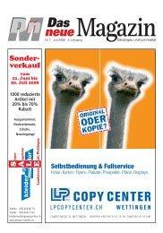 PDF Download, 4.34 MB - DnM Das neue Magazin
