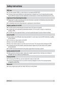 BTR Series Manual - SLD Security & Communications - Page 3