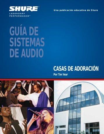 es pro audioguide how