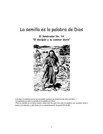 El Caminar Diario - IGLESIA DE CRISTO - Ministerios Llamada Final ...