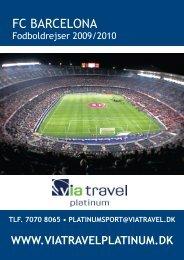 FC BARCELONA - VIA Travel