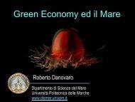 Roberto Danovaro – Presidente eletto Società Italiana di Ecologia