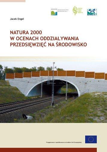 natura 2000 w ocenach oddziaływania przedsięwzięć na środowisko