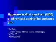 Hypereozinofilní syndrom