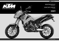 ETK 640 DUKE 2001 - Motokeidas