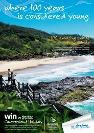 where 100 years is considered young - Queensland Holidays