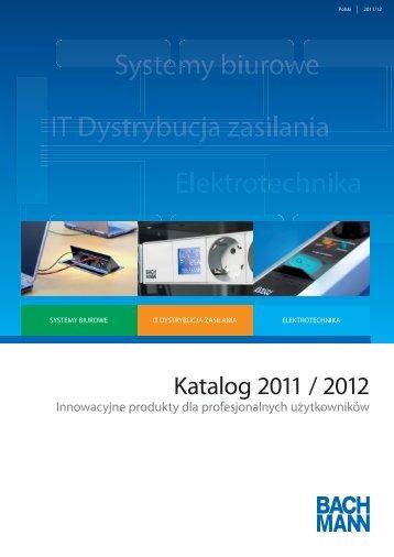 Katalog 2011 / 2012 - El-Team