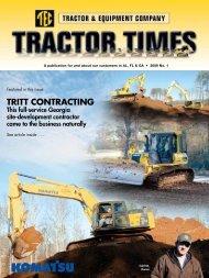 TRITT CONTRACTING - TEC Tractor Times