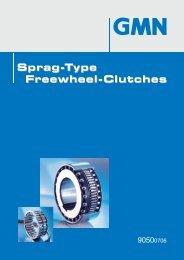Sprag-Type Freewheel-Clutches