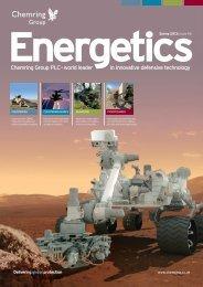 Energetics Magazine - Chemring Group PLC