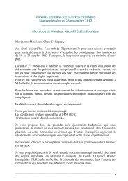 Session 26 novembre 2012 - Tarbes-Infos