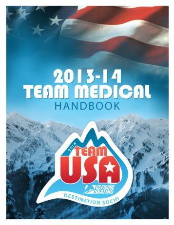 Medical Handbook - US Figure Skating