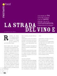 La Strada del vino e dell'olio - Freepressmagazine.it