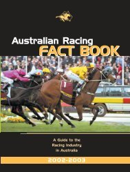 Pages 1-24 - Australian Racing Board
