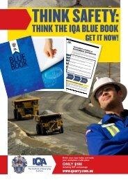 BLUE BLUE - Institute of Quarrying Australia