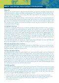 en Santé au Travail - IST - Institut universitaire romand de Santé au ... - Page 2