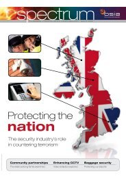 nation - British Security Industry Association