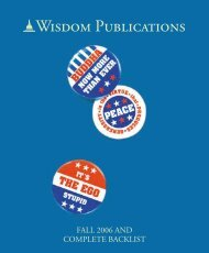 Mindful Politics - Placeholder for wisdompubs.org - Wisdom ...