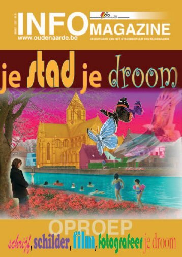 1 april 2007 - Stad Oudenaarde