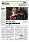 Kyrkpressen 18/2011 (PDF: 9.2MB) - Page 3