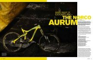 Norco have never really made a bike that's fully captured the ...