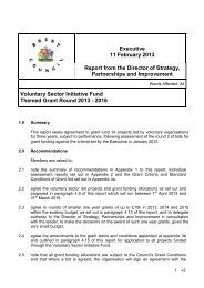 spi-voluntary-sector-fund PDF 171 KB - Brent Council