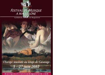 Programme Festival de Maguelone 2012.pdf - REMA