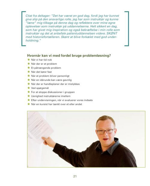 Konferencehæfte - Patientuddannelse