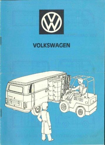Page 1 Page 2 VW CAMIONNE'I'TE vw CAMIONNETI'E VITREE vw ...