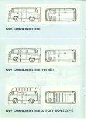 Page 1 Page 2 VW CAMIONNE'I'TE vw CAMIONNETI'E VITREE vw ... - Page 2
