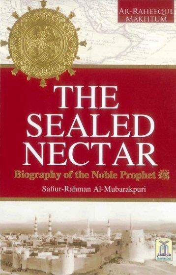 the-sealed-nectar