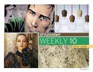 weekly 10 - Stylesight