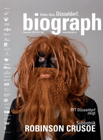 ROBINSON CRUSOE - Biograph