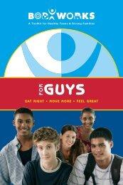 BodyWorks For Guys - WomensHealth.gov