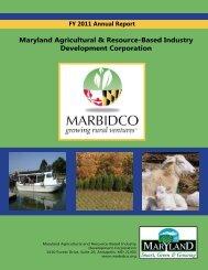 2011 Annual Report - marbidco