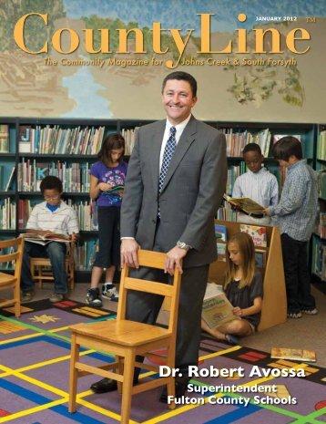 Dr. Robert Avossa - County Line Magazine