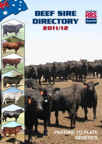 BEEF SIRE DIRECTORY - ABS Global, Inc.